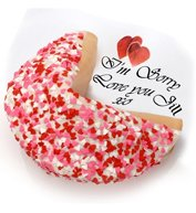 Apology Fortune Cookie Gift for Girlfriend or Boyfriend
