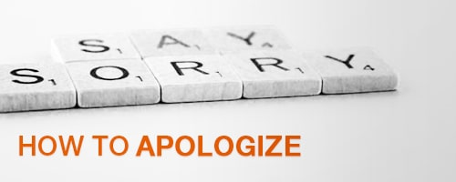 Apology letter ever best 8 Apology