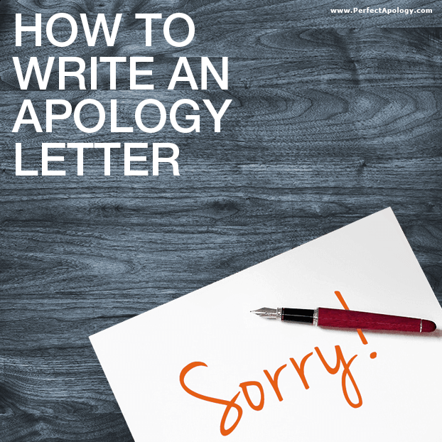 How To Write An Apology Letter | Step by Step Guide
