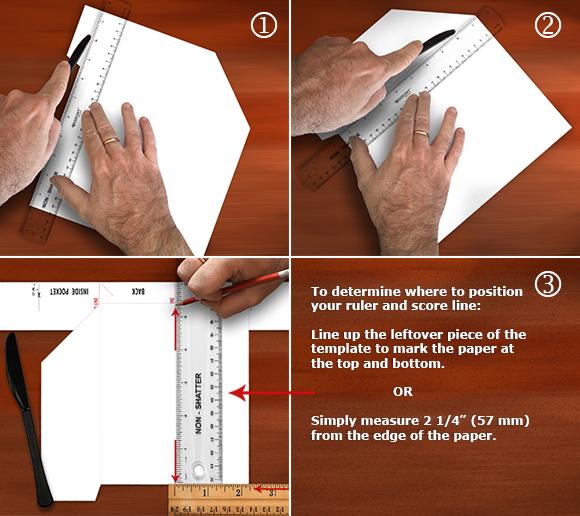 Scoring the envelope