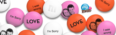 M&M Apology Gift