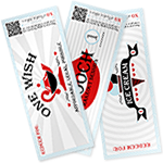 Three love coupons