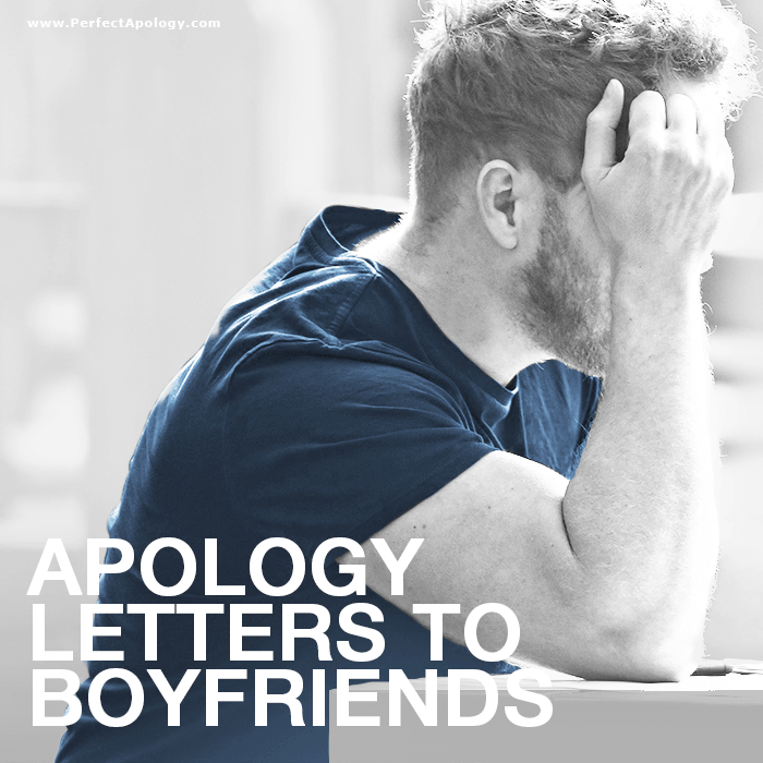 Apology Letter to a Boyfriend | How To Apologize to Your