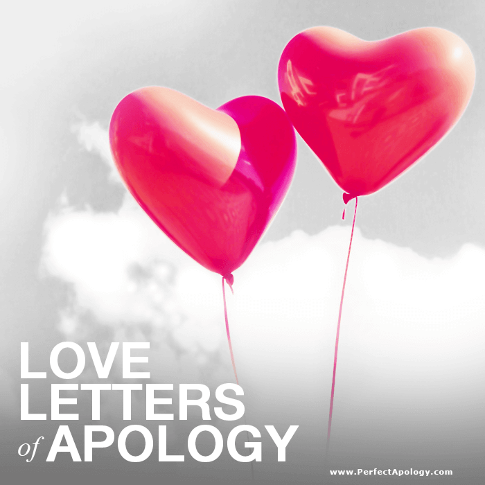 apology love letters