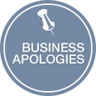 Business Apologies